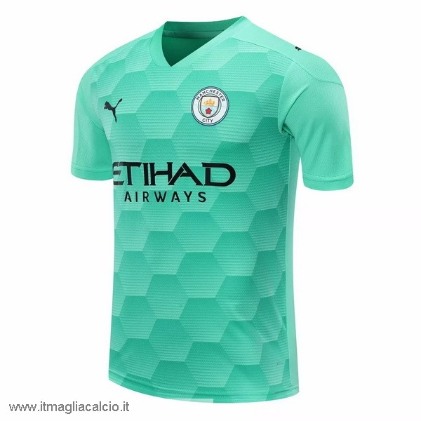 Away Maglia Portiere Manchester City 2020 2021